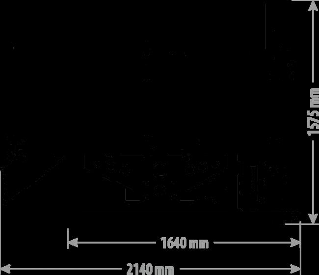 MIXER COMBI 1200