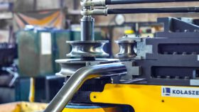 CNC BENDING OF PIPES AND PROFILES