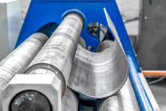 CNC SHEET ROLLING