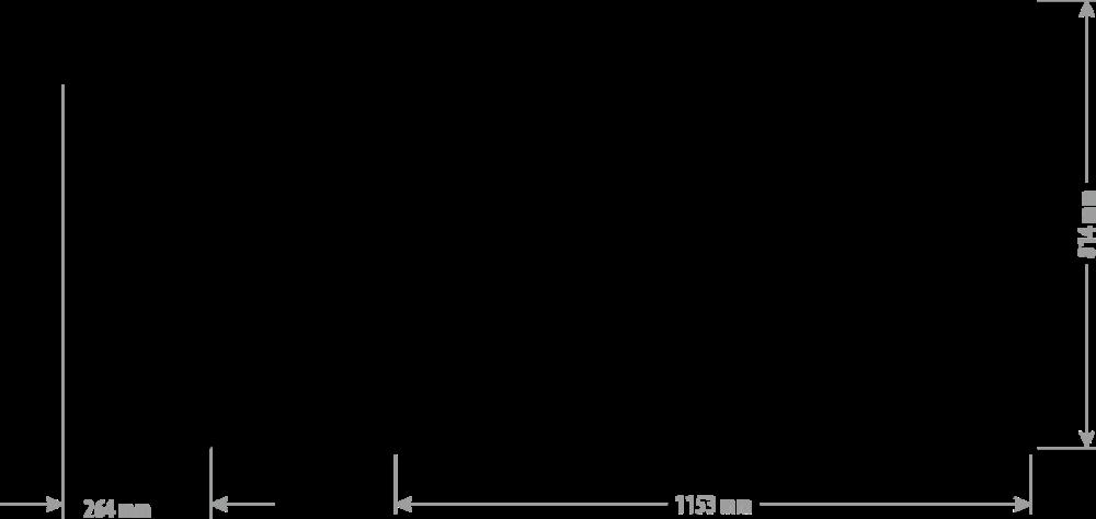 ADAPTERRAHMEN VOLVO LB45